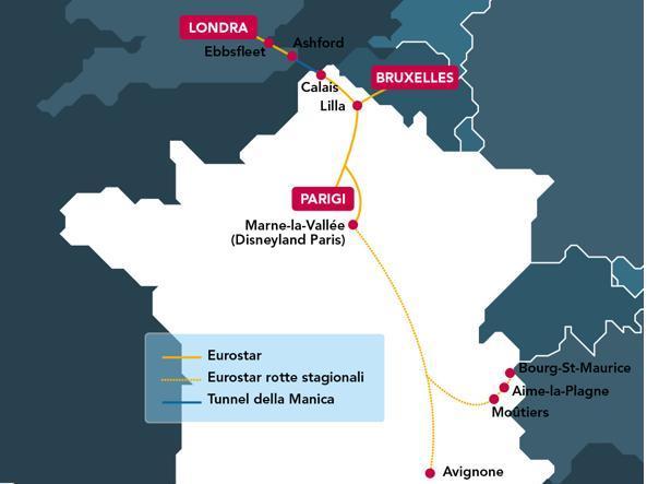 European excellence in high speed railways