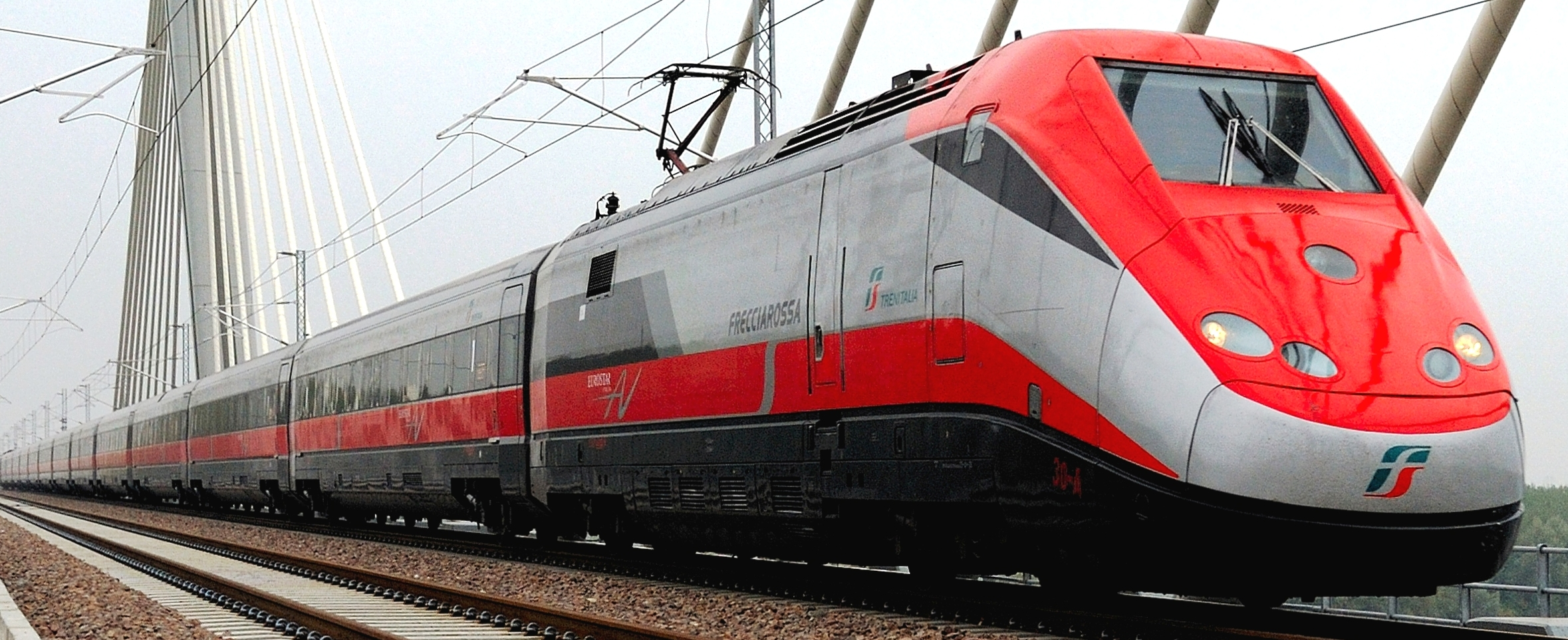 Trenitalia Frecciarossa 1000 train