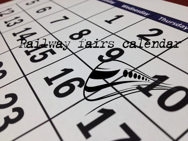 Railway Fairs Calendar