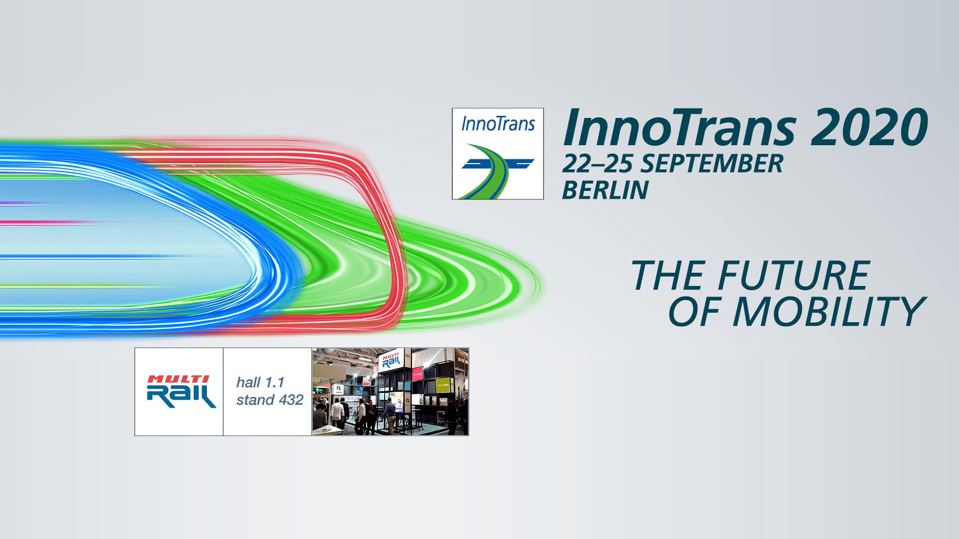 Multi Rail Innostrans 2020