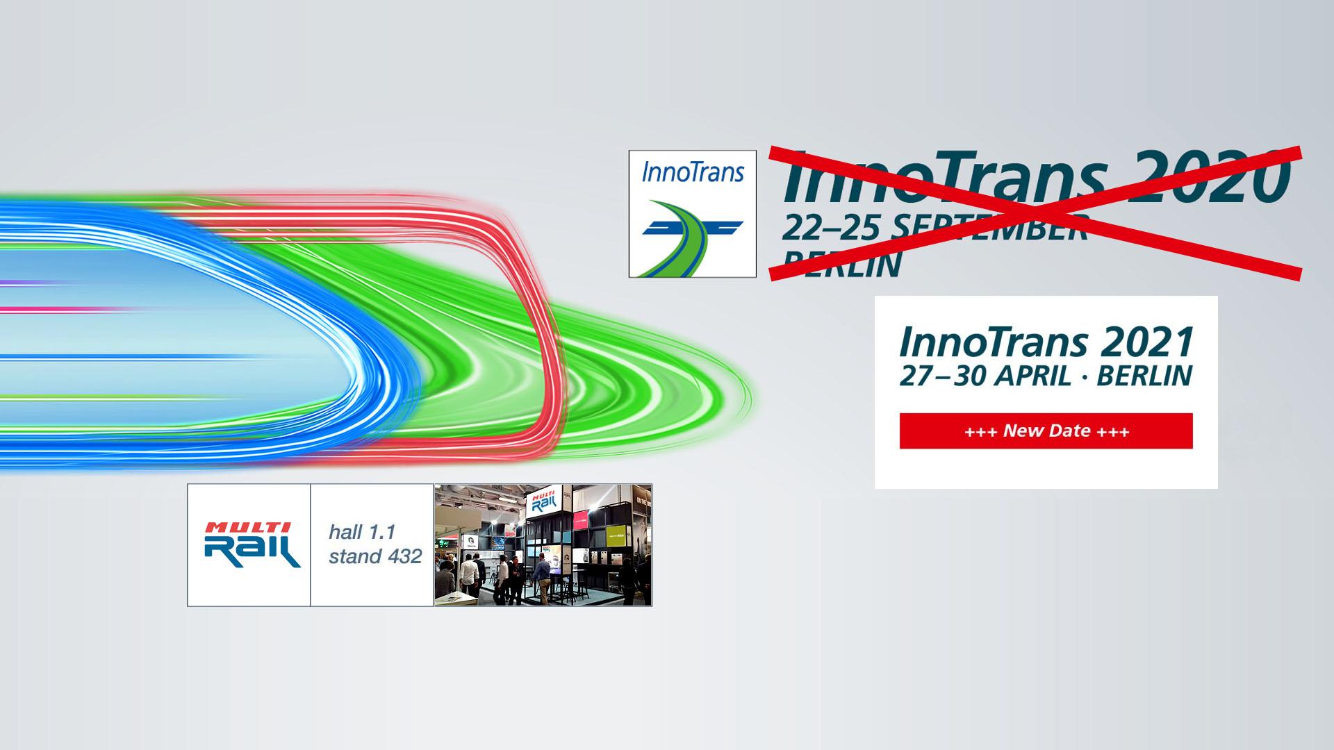 Multi Rail Innostrans 2021